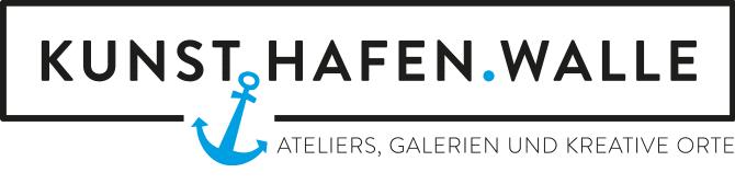 Logo Kunst Hafen Walle