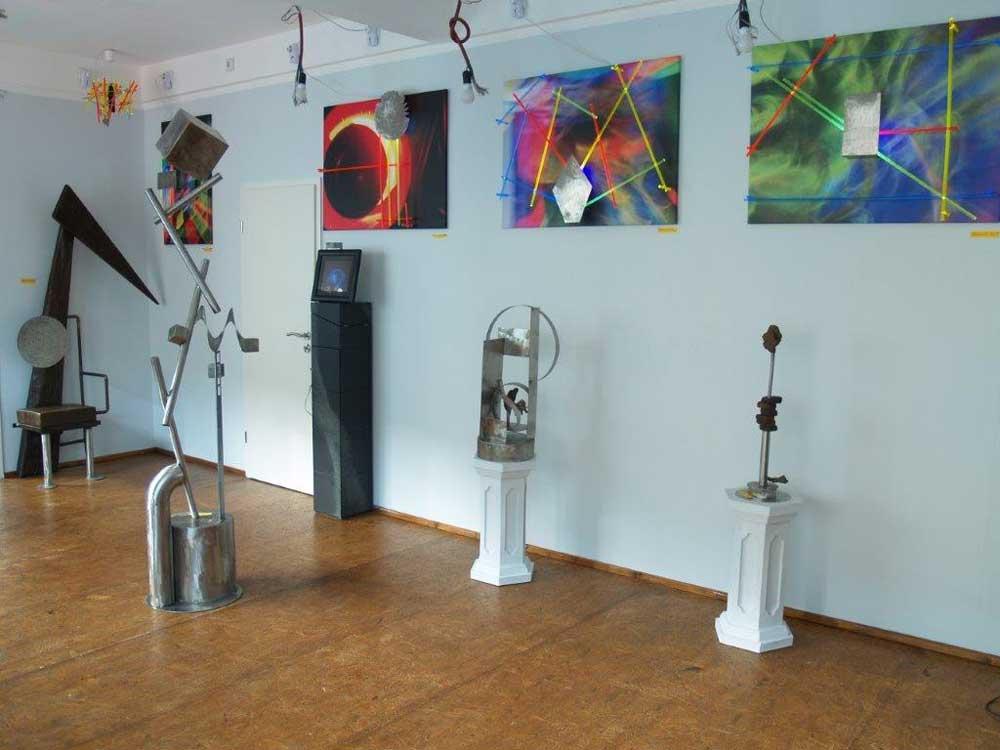[12] HORST EHLERT, Galerie 2nach4