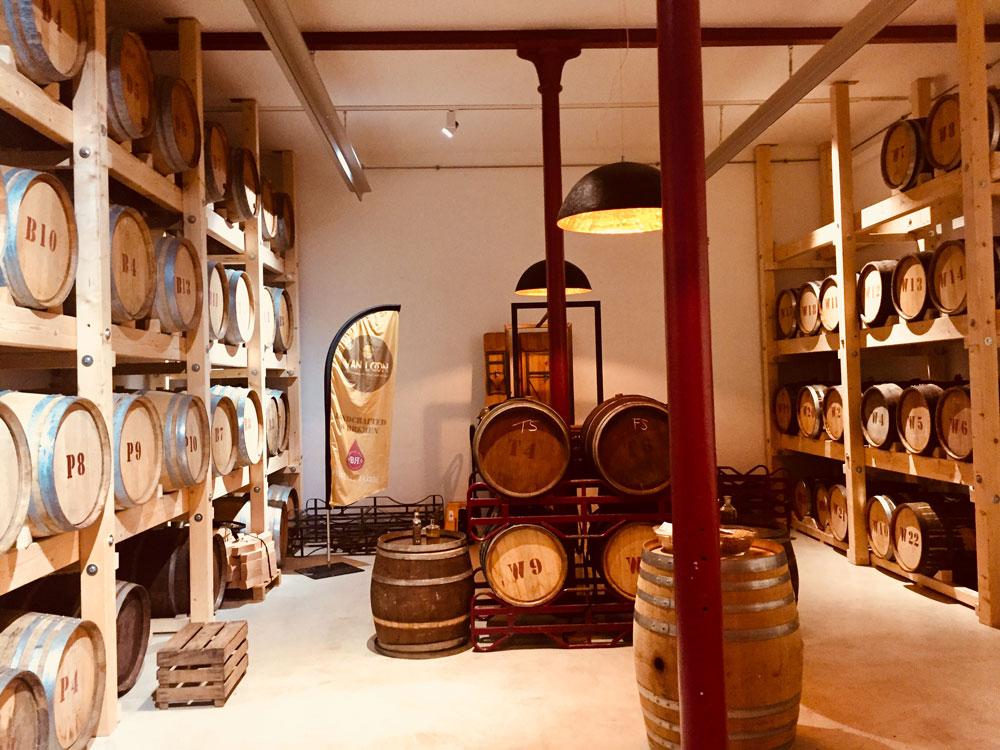[21] GUSTAV TILMAN zu Gast im Whisky-Warehouse