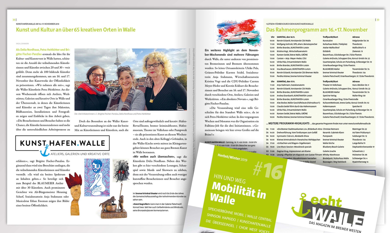 ECHT WALLE Magazin 16