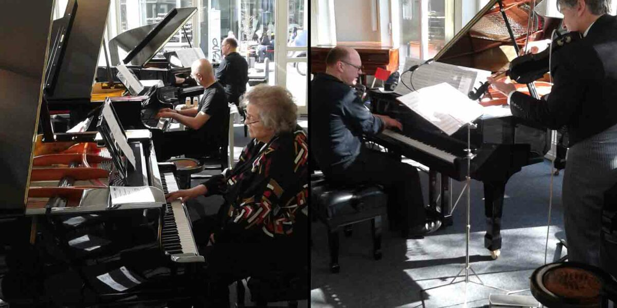 Musikschule Bremen – KLANGRÄUME