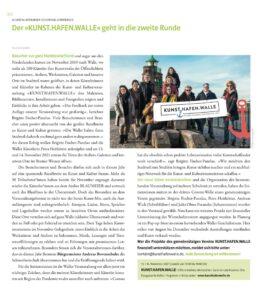 ECHT WALLE Magazin, Sommerausgabe 2021