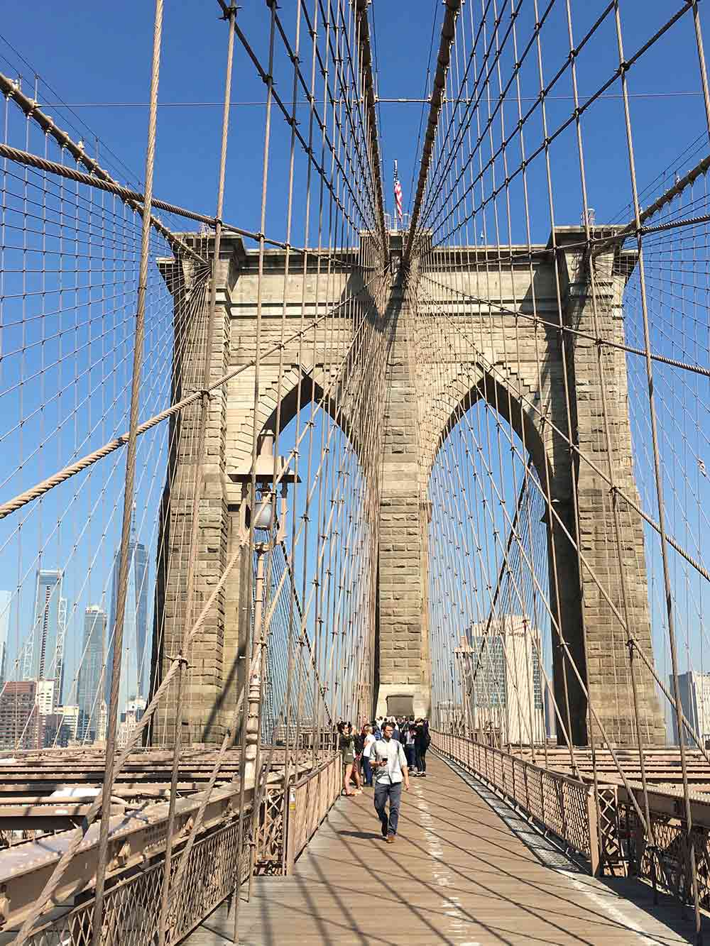 3 x NEW YORK
